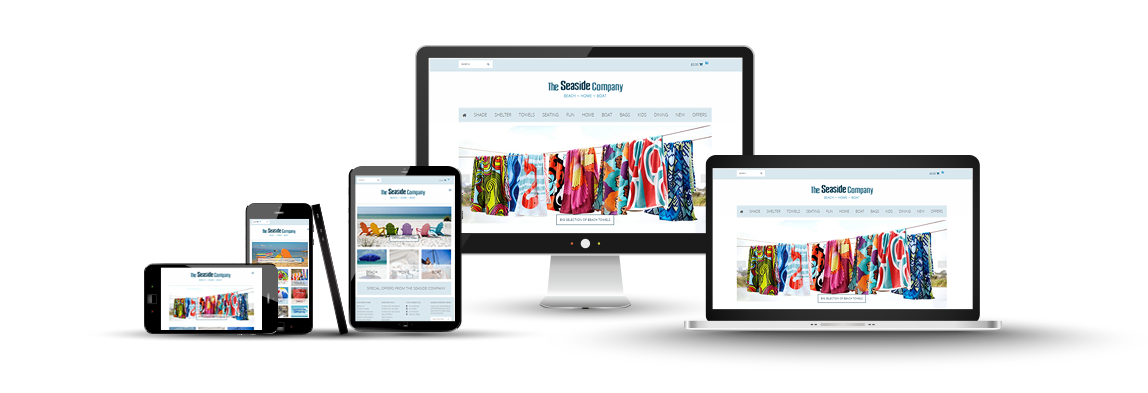 ecommerce website design uk