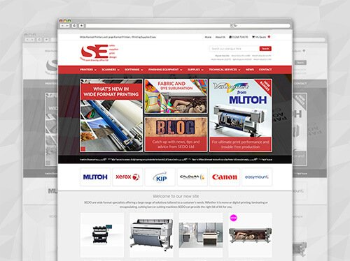 printer suppliers ecommerce website