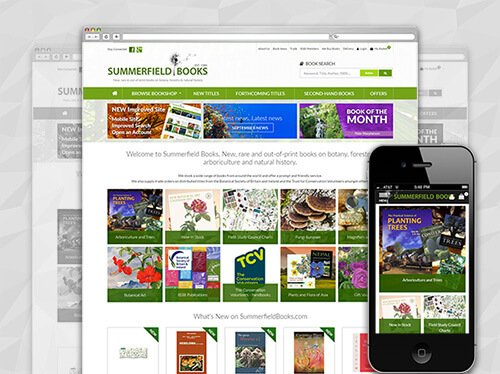 Summerfield ecommerce website