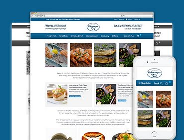 General Retail ecommerce website