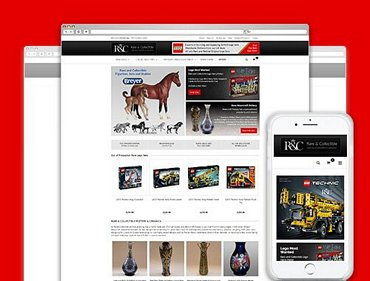 ecommerce website portfolio 7